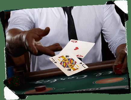 Blackjack-Perusteet