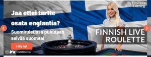 LeoVegas Suomilivekasino