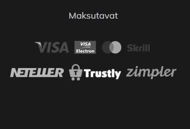 Turvalliset nettikasinot maksutavat