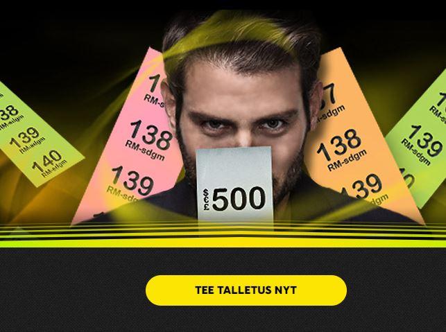 888 Casinon edut